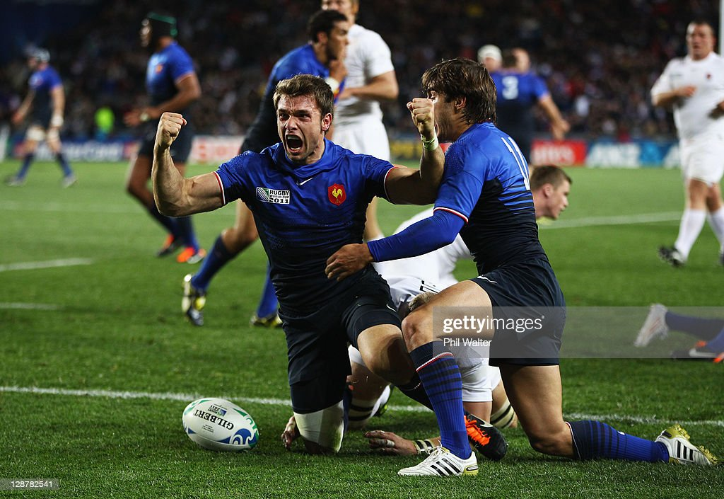 IRB RWC 2011 Match Day 21 - Pictures Of The Day