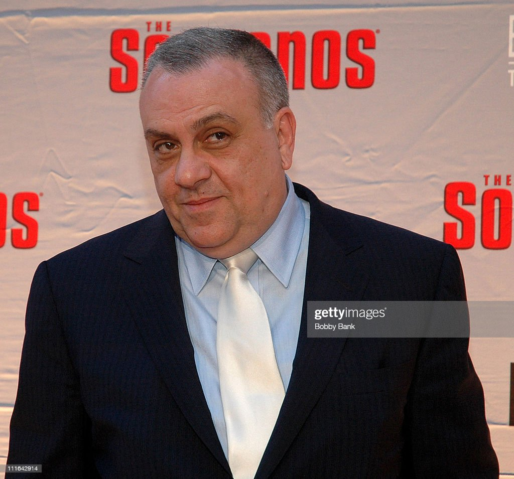 Vincent Curatola Sopranos