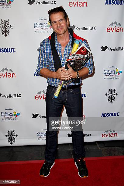 Vincent De Paul attends The Abbey Food Bar's 9th annual Christmas in September event at The Abbey on September 23 2014 in West Hollywood California