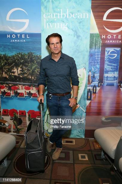 Vincent De Paul attends the Daytime Emmy Awards PreAwards Networking Party/Gift Lounge at Pasadena Convention Center on May 4 2019 in Pasadena...