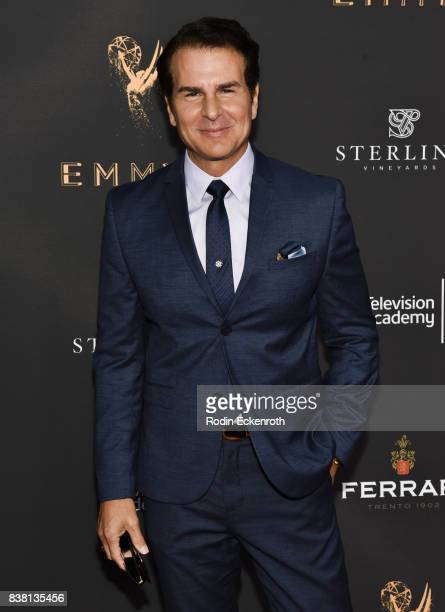 Vincent De Paul attends the Television Academy's Cocktail Reception with Stars of Daytime Television Celebrating 69th Emmy Awards at Saban Media...