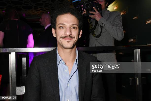 Vincent Dedienne attends the Cesar Film Awards 2018 After Party at Le Queen on March 2 2018 in Paris France