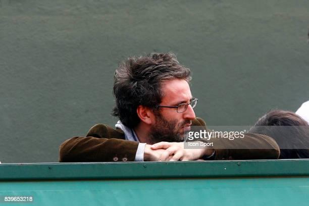 Vincent DELERM Roland Garros 2007 Jour 10