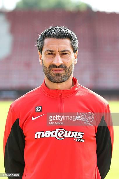 Vincent DI Bartolomeo Creteil / UNFP Match Amical Andre Ferreira / Icon Sport/MB Media