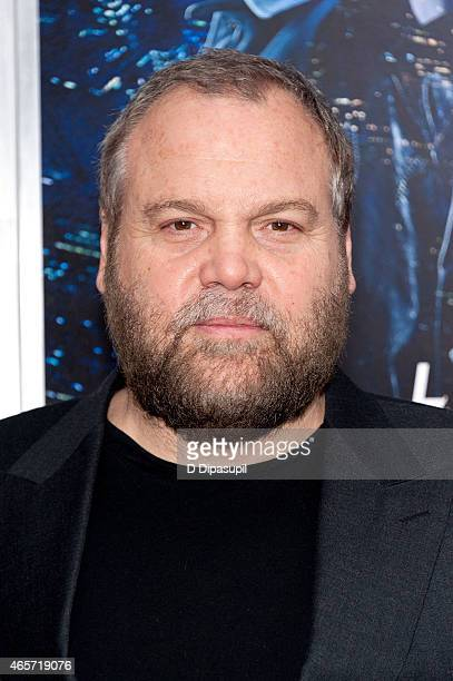 Vincent D'Onofrio attends the Run All Night New York Premiere at AMC Lincoln Square Theater on March 9 2015 in New York City