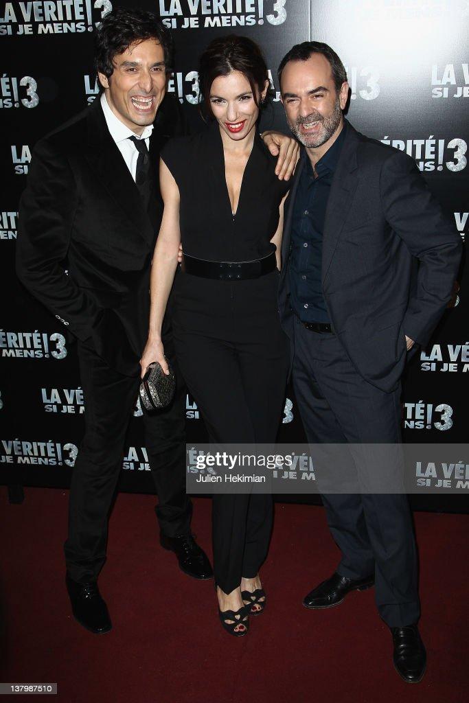 'La Verite Si Je Mens 3' Premiere - Photocall