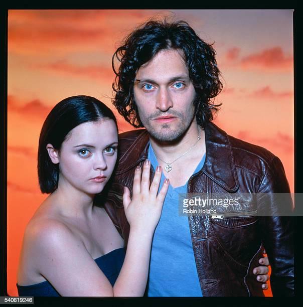 Vincent Gallo and Christina Ricci