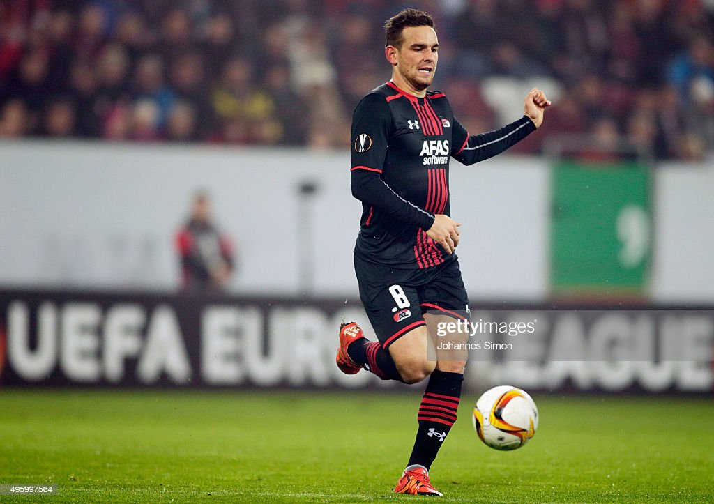 FC Augsburg v AZ Alkmaar - UEFA Europa League : News Photo