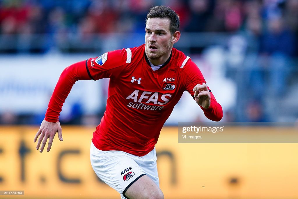 Dutch Eredivisie - 'AZ v PEC Zwolle' : News Photo