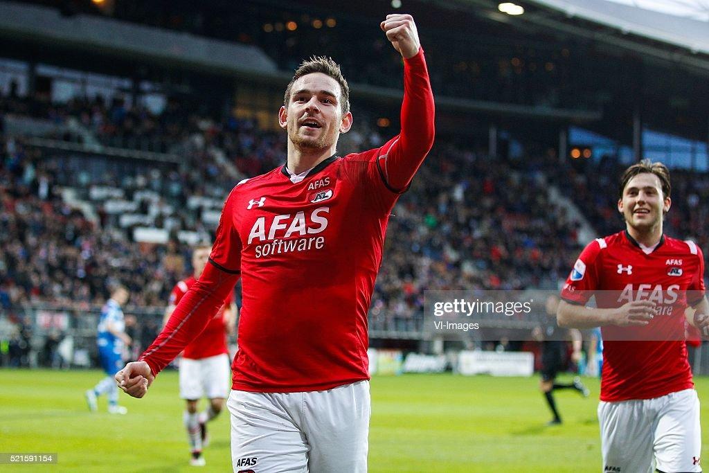 """Dutch Eredivisie - """"AZ v PEC Zwolle"""" : News Photo"""