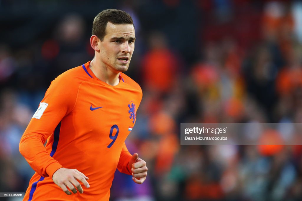 Netherlands v Luxembourg - FIFA 2018 World Cup Qualifier : News Photo
