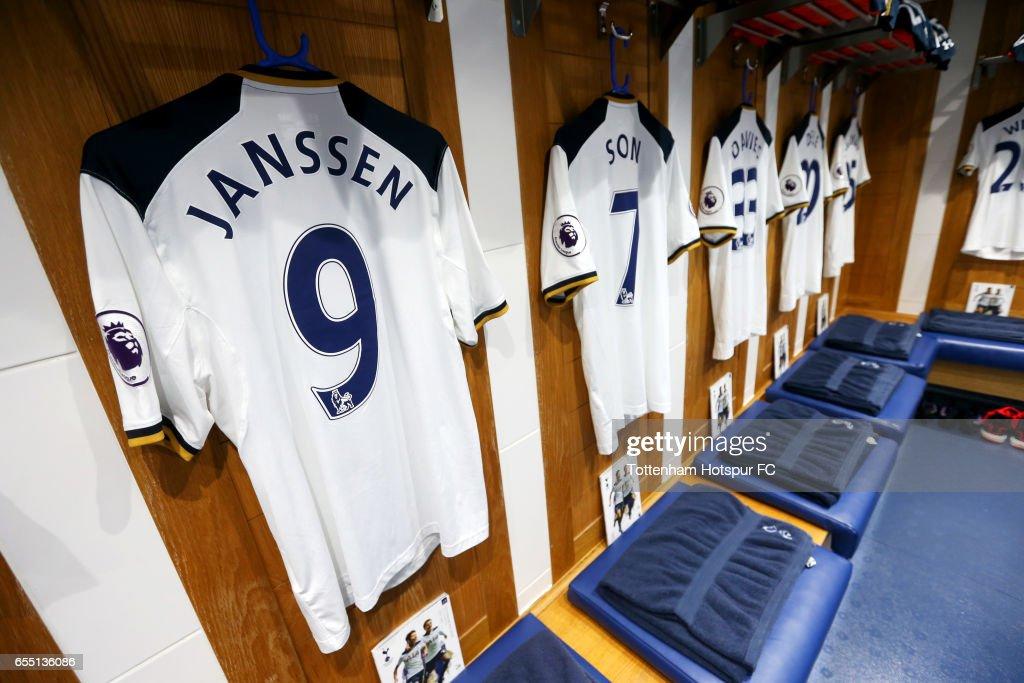 Tottenham Hotspur v Southampton - Premier League : Nieuwsfoto's
