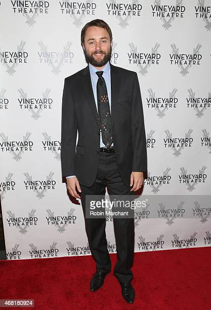 Vincent Kartheiser attends 2015 Vineyard's Gala at Edison Hotel on March 30 2015 in New York City