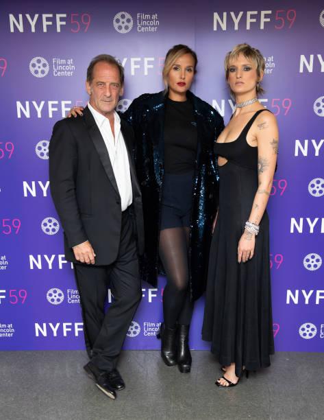 NY: 59th New York Film Festival - Titane