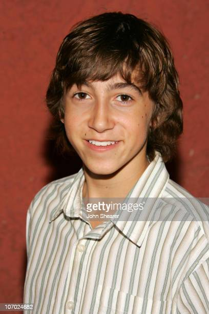 Vincent Martella during The AIDS Healthcare Foundation Presents Hot In Hollywood at Henry Fonda Theatre in Hollywood California United States