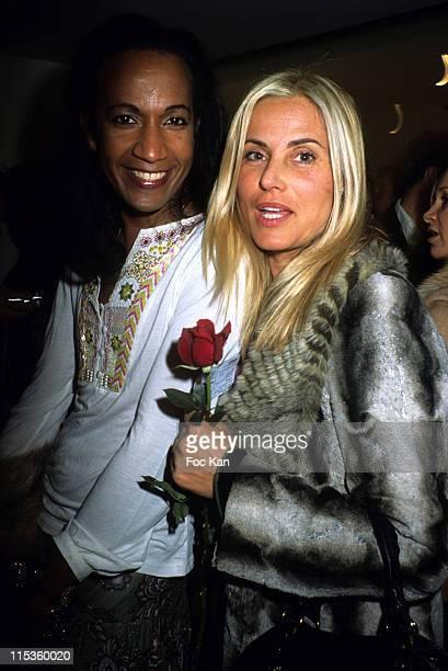 Vincent Mc Doom, Sophie Favier during Felix Gray's Don Juan Paris Generale - Party at After Show Man Ray in Paris, France.