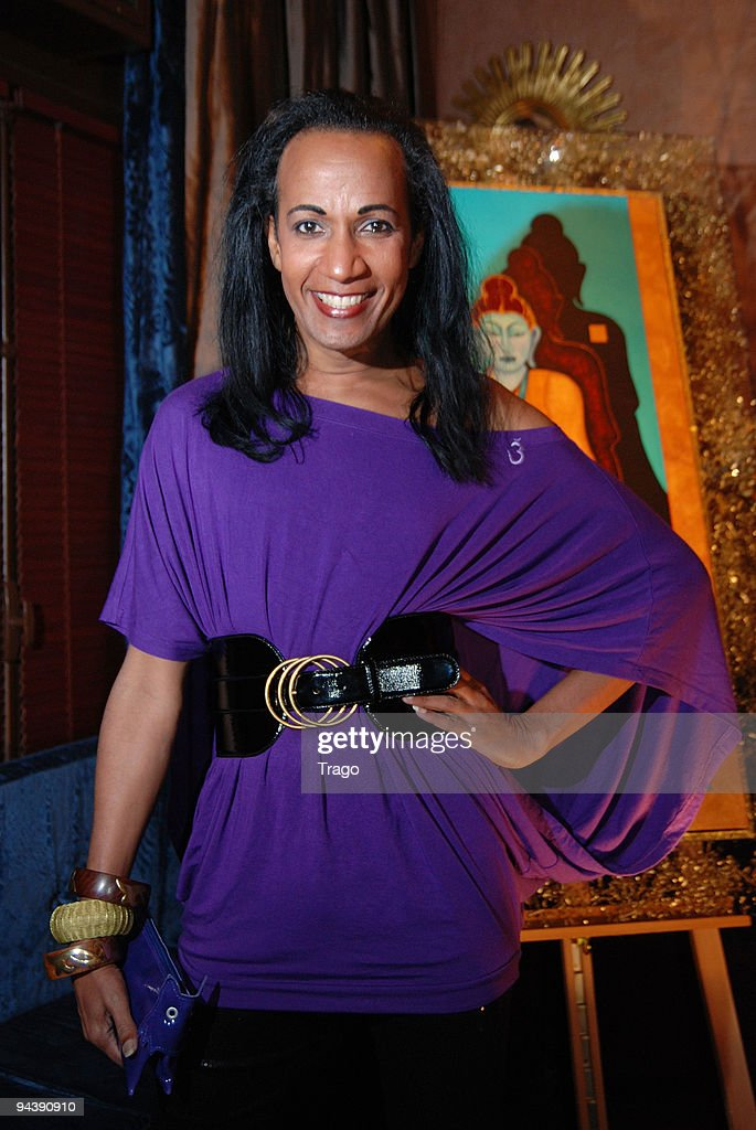 Vincent Mcdoom attends jeweler Edouard Nahum's presentation of a new collection at Mathis Club on December 13, 2009 in Paris, France.