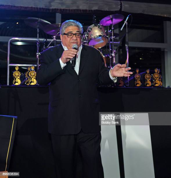 Vincent Pastore hosts the 3rd Annual Little Steven's Policeman's Ball at Mandarin Oriental New York on December 19 2017 in New York City