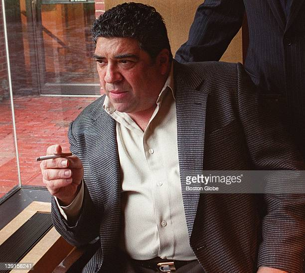 Vincent Pastore of HBO's Sopranos at the Four Seasons Hotel