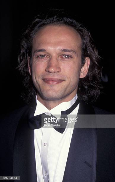 Vincent Perez attends Sixth Annual BAFTA Awards on June 25 1996 at the Regent Beverly Wilshire Hotel in Beverly Hills California