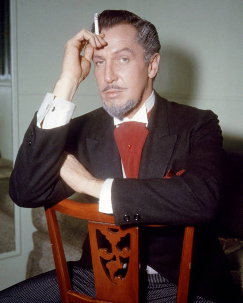 vincent-price-us-actor-with-a-grey-goate