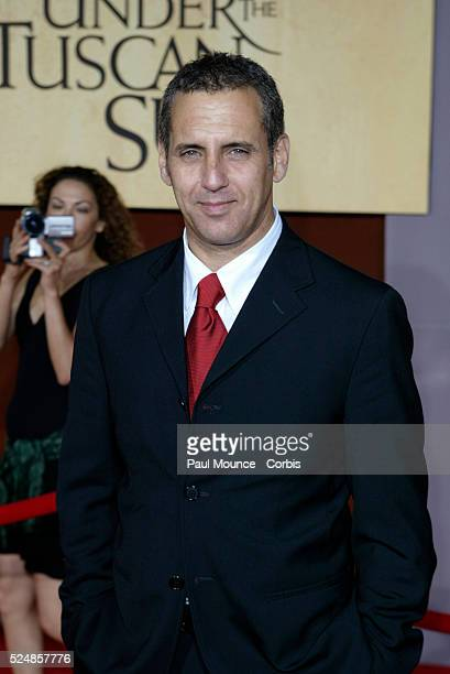 Vincent Riotta arrives at the world premiere of Under the Tuscan Sun at the El Capitan Theater