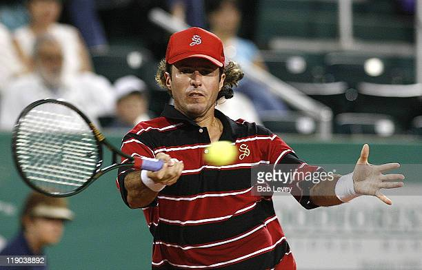 Vincent Spadea defeated Marcos Baghdatis 62 31April 13 2006 at Westside Tennis Center in Houston Texas