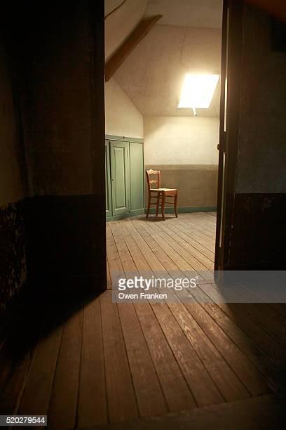 Vincent van Gogh's Room at L?Auberge Ravoux