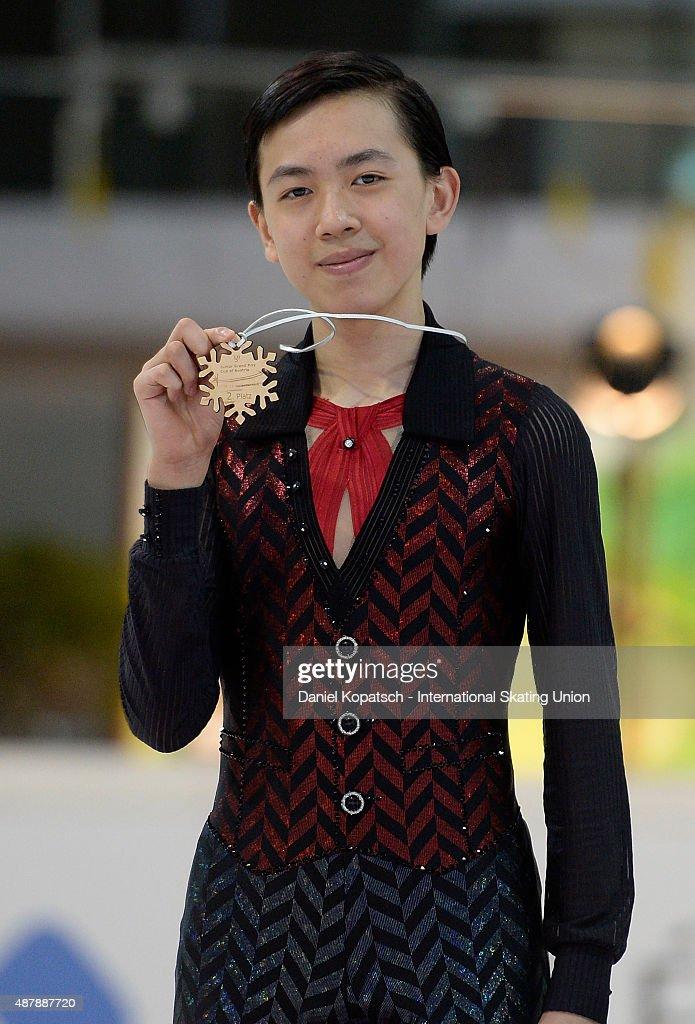 ISU Junior Grand Prix of Figure Skating Linz - Day 3