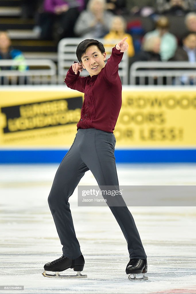 2017 U.S. Figure Skating Championships - Day 2