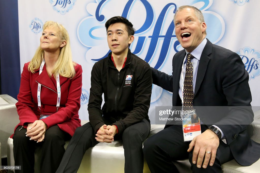 2018 Prudential U.S. Figure Skating Championships - Day 4