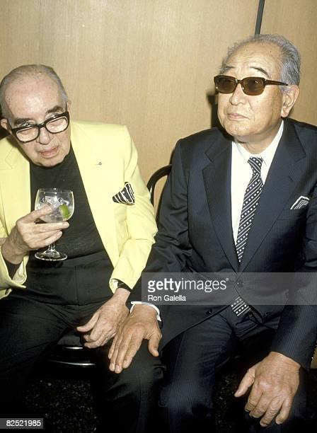 Vincente Minnelli and Akira Kurosawa