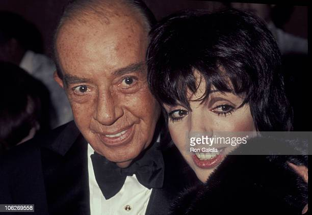 Vincente Minnelli and Liza Minnelli during Gala Honoring Vincente Minnelli at University of Southern California in Los Angeles, California, United...