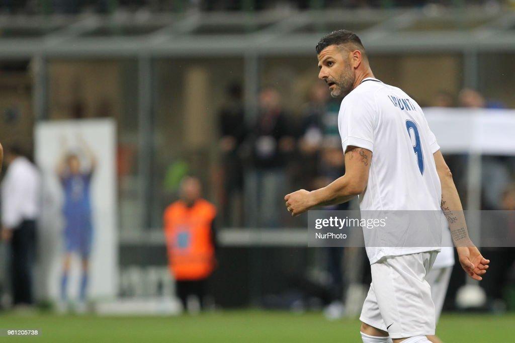 Andrea Pirlo Farewell Match : ニュース写真