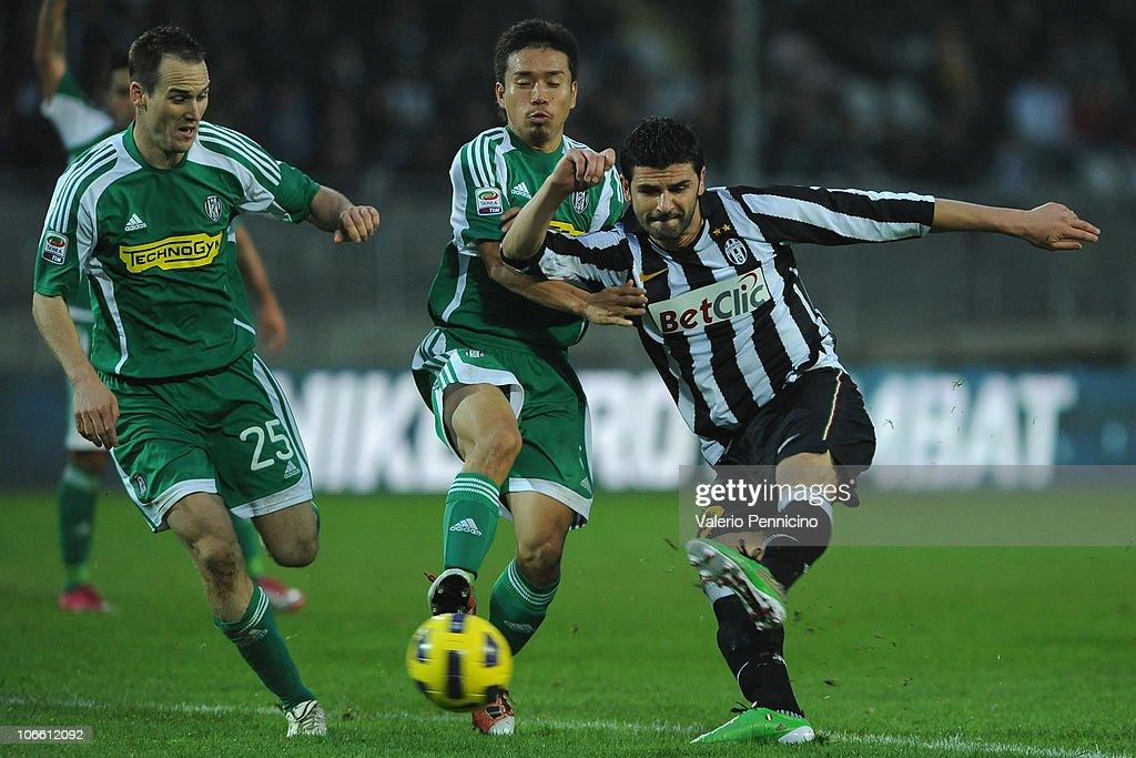 Juventus FC v AC Cesena - Serie A : Foto jornalística