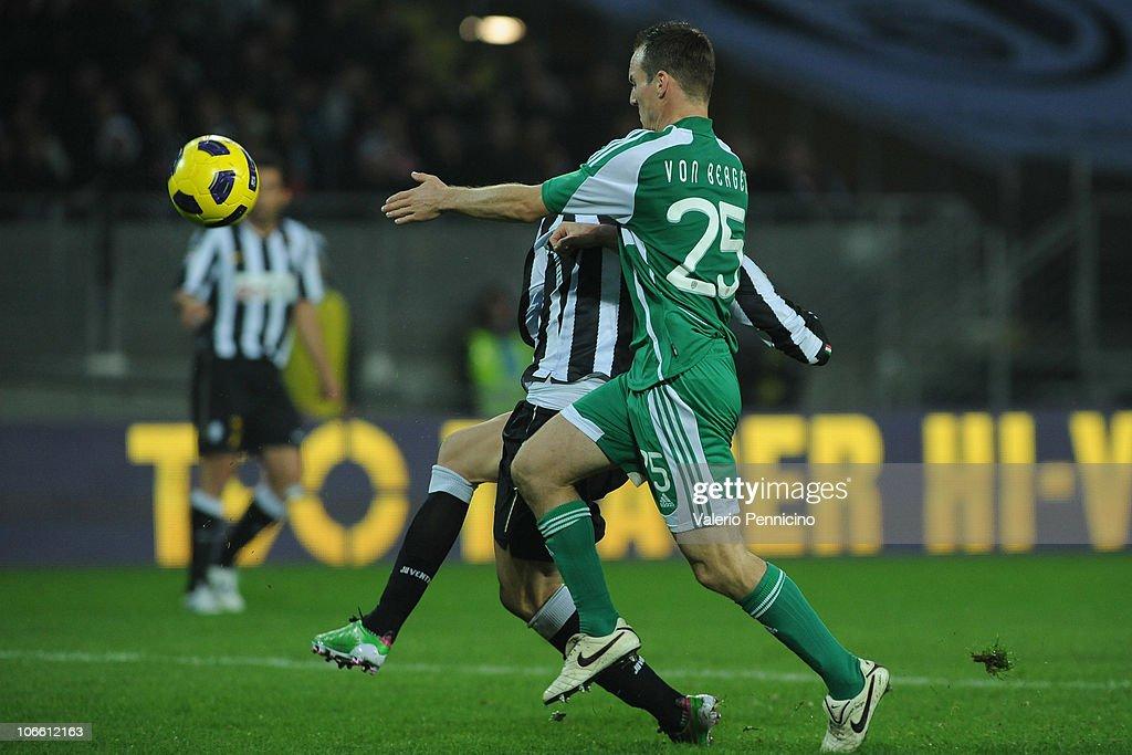 Juventus FC v AC Cesena - Serie A : News Photo