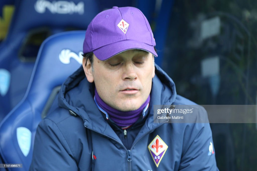 Empoli v ACF Fiorentina - Serie A : News Photo