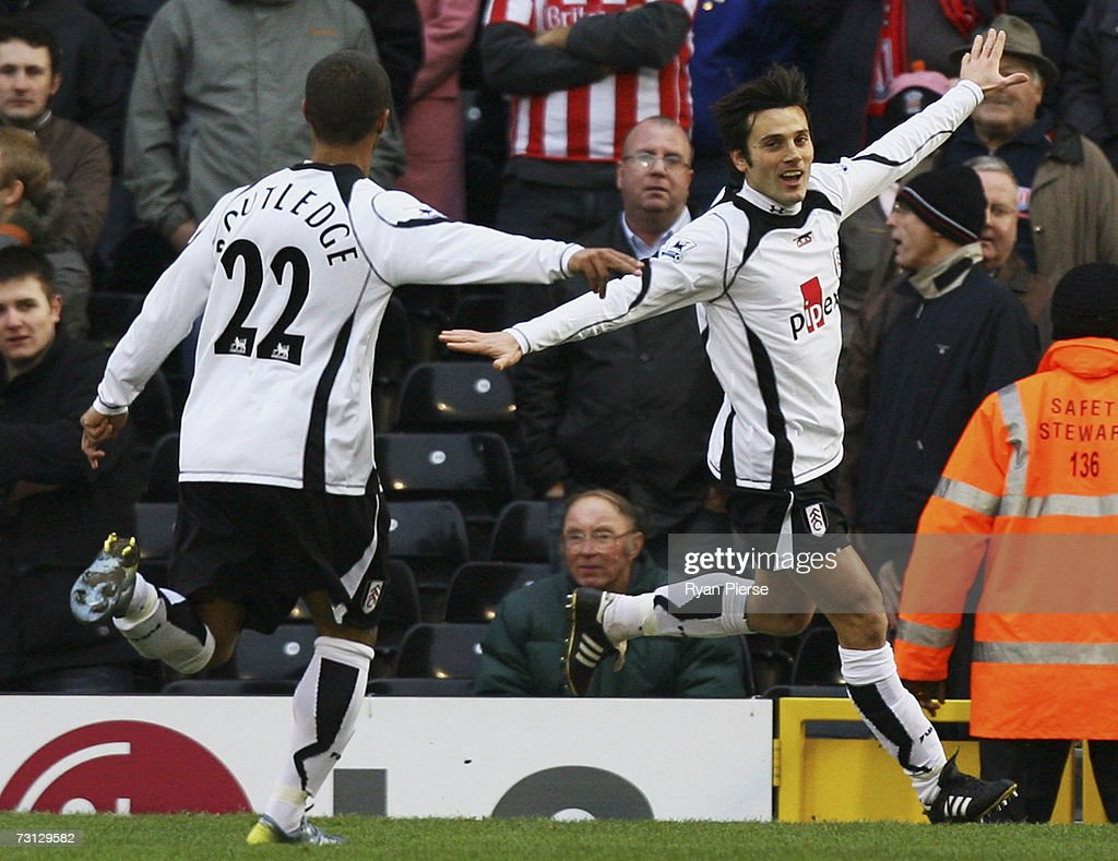 FA Cup 4th Round: Fulham v Stoke City : News Photo