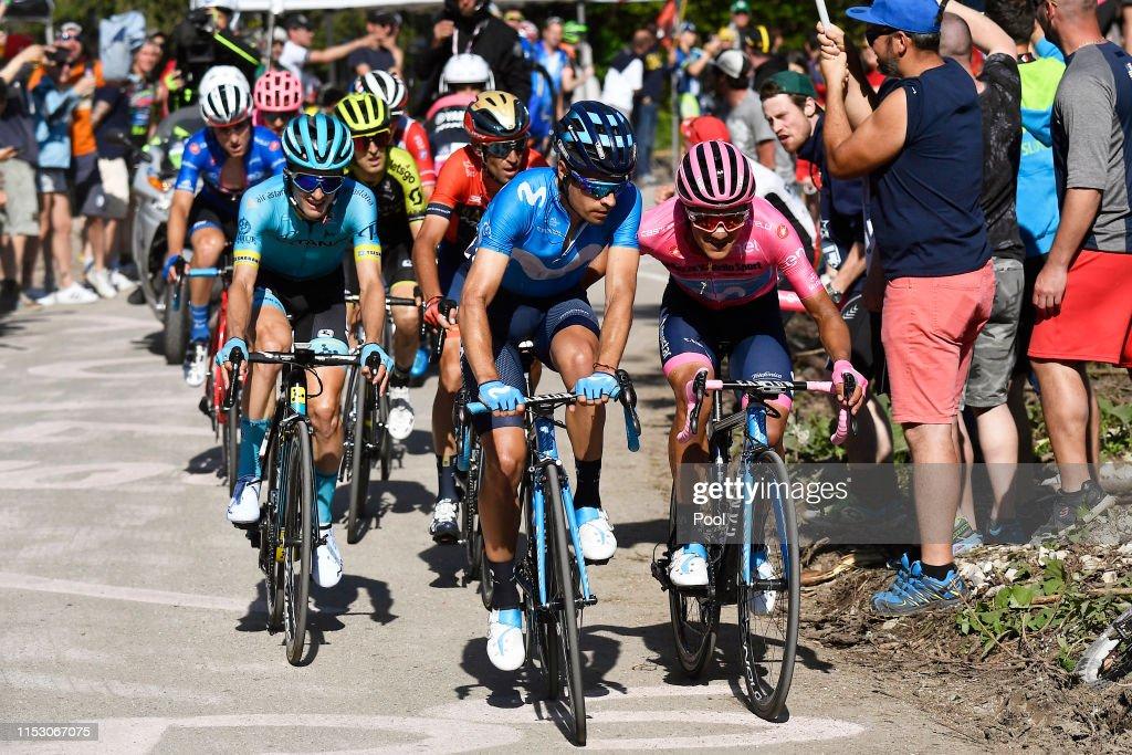 102nd Giro d'Italia 2019 - Stage 20 : News Photo