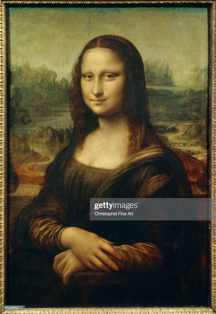 Vinci Leonardo Da ( 1452 - 1519 ) : News Photo