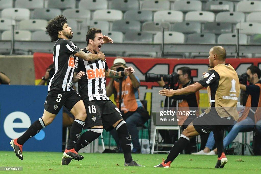 Atletico MG v Zamora - Copa CONMEBOL Libertadores 2019 : News Photo