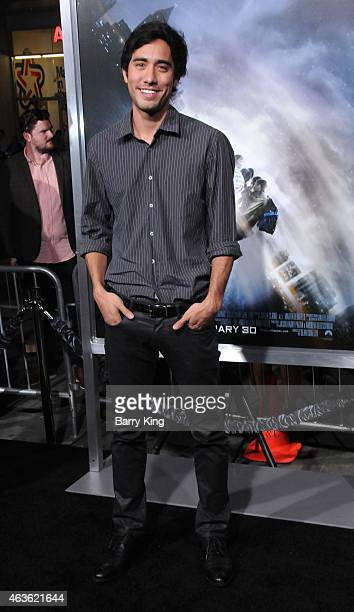 Vine and YouTube personality Zach King attends the premiere of 'Project Almanac' at TCL Chinese Theatre on January 27 2015 in Hollywood California
