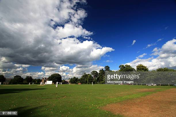 vine cricket ground in kent, england - england cricket stock pictures, royalty-free photos & images