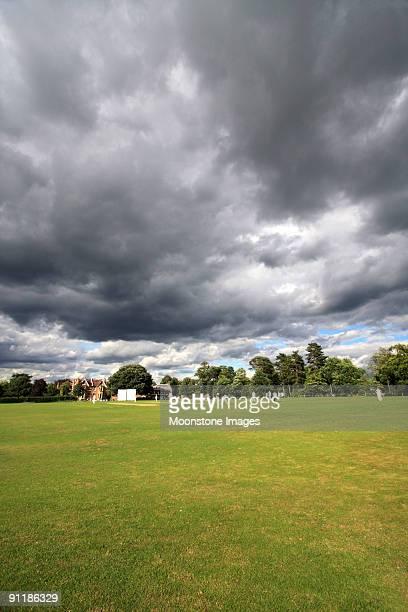 Vine Cricket Ground in Sevenoaks, England
