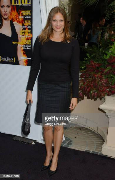 Vinessa Shaw during 11th Annual Premiere Women in Hollywood Luncheon at Four Seasons Hotel in Beverly Hills California United States