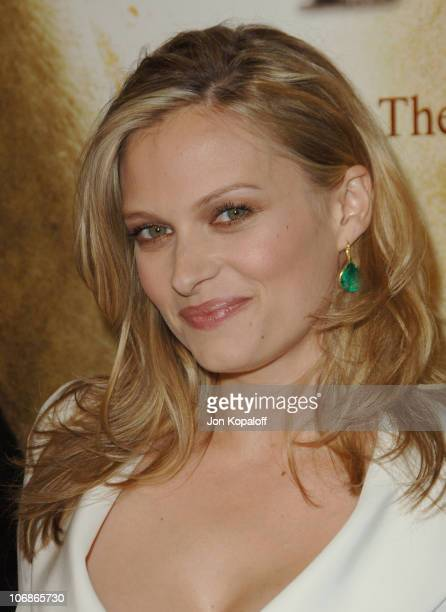 Vinessa Shaw during The Hills Have Eyes Los Angeles Premiere Arrivals at ArcLight Cinerama Dome in Hollywood California United States
