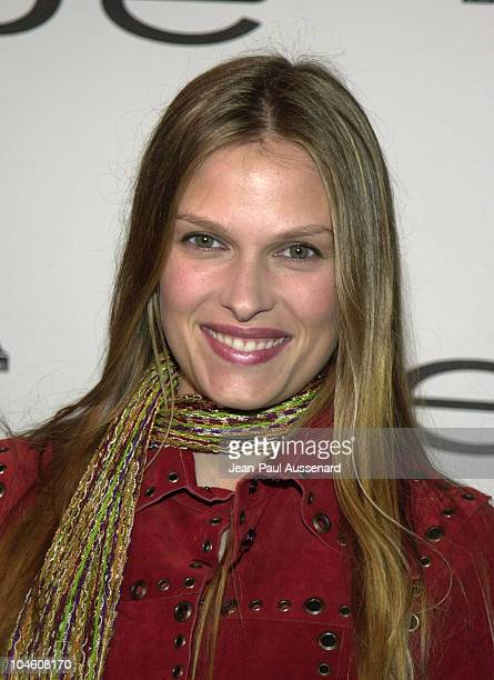 Vinessa Shaw during Vanity Fair_Bebe_EMA Rock the Casbah Party at Les Deux Cafes in Hollywood California United States