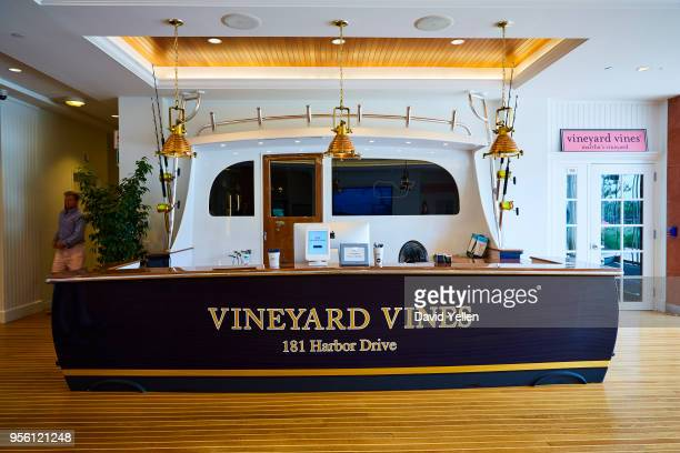 Vineyard Vines corporate office is photographed or Boston Magazine on June 29 2017 in Stamford Connecticut