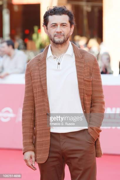 Vinicio Marchioni attends 'Alice Nella Citta' Jury photocall during the 13th Rome Film Fest at Auditorium Parco Della Musica on October 19 2018 in...