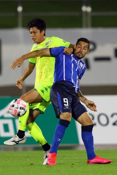 JPN: Montedio Yamagata v JEF United Chiba - J.League Meiji Yasuda J2
